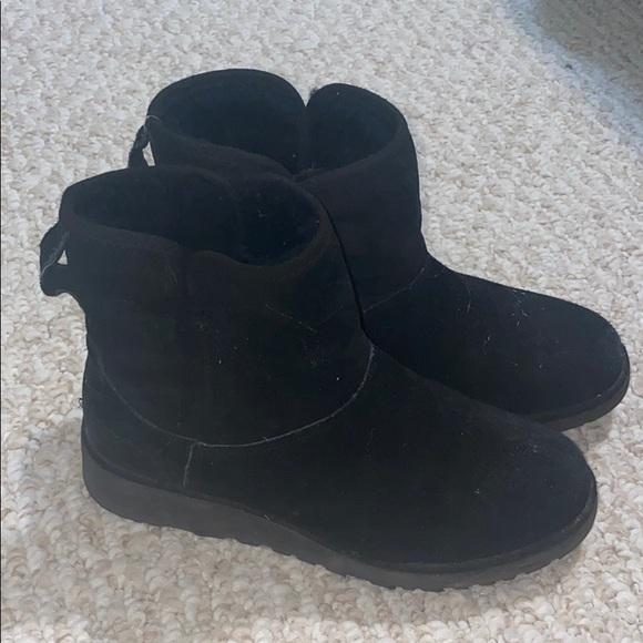Kristin Wedge Boot size 6